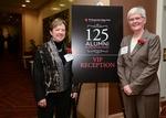 Reception - Sue Augustus, Margaret Byrne