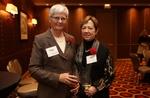 Reception - Margaret Byrne, Sue Augustus