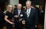 Reception - Guest, Kevin Martin, Terry Lavin