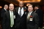 Reception - Hal Krent, Kwame Raoul, Bruce Kohen by IIT Chicago-Kent College of Law