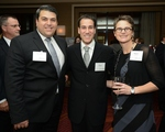 Reception - Tarek Fadel, Paul Miller, Sarah Harding by IIT Chicago-Kent College of Law