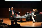 Justice Stephen Breyer, Professor Carolyn Shapiro, Professor Jerry Goldman
