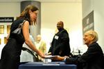 Justice Stephen Breyer, Professor Wendy Netter Epstein
