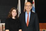 Justice Stephen Breyer, Professor Carolyn Shapiro