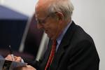 Justice Stephen Breyer Book Signing 3