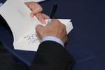 Justice Stephen Breyer Book Signing 5