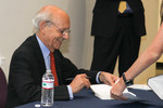 Justice Stephen Breyer Book Signing 8