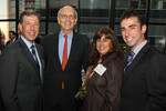 Bruce Kohen, Justice Stephen Breyer, Sheri Kohen, Student by IIT Chicago-Kent College of Law