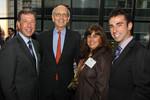 Bruce Kohen, Justice Stephen Breyer, Sheri Kohen, Student