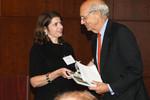 Professor Carolyn Shapiro, Justice Stephen Breyer