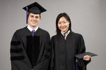 Pre-Ceremony - David Franklin and Jiaolu Zhou by IIT Chicago-Kent College of Law Alumni Association