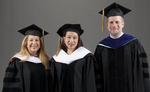 Dean Krent, Princess Bajrakitiyabha Mahidol, Laurel Bellows by IIT Chicago-Kent College of Law Alumni Association