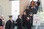 Pre-Ceremony - Faculty