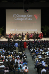 Ceremony - Auditorium (2) by IIT Chicago-Kent College of Law Alumni Association