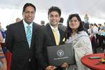Reception - Abhimanyu Singh and Family
