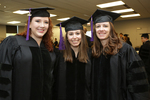 Pre-Ceremony - Margaret Hill, Lauren Vandersluis, Courtney Sommer