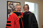Pre-Ceremony - Judge Erickson and Professor Sudendorf