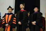 Ceremony - Professor Rosado Marzan, Professor Boni-Saenz, Professor Goldman