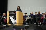 Ceremony - Monica Hernandez Jimenez and Faculty