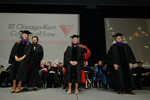 Ceremony - Danielle Cary, Rebekah Cawley, Peter Cassata by IIT Chicago-Kent College of Law Alumni Association