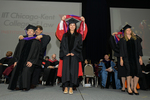 Ceremony - Brent Whitlock, Ting Ting Yang, Lauren Zabrin by IIT Chicago-Kent College of Law Alumni Association
