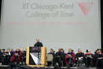 Ceremony - Dean Krent (3) by IIT Chicago-Kent College of Law Alumni Association