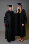 Legacy Hooders - Anne and Scott Cooper by IIT Chicago-Kent College of Law Alumni Association