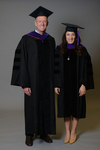 Legacy Hooders - Caitlin and Craig Donohue by IIT Chicago-Kent College of Law Alumni Association