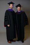 Legacy Hooders - Corey and Barry Levin by IIT Chicago-Kent College of Law Alumni Association