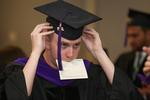 Pre-Ceremony - Graduate