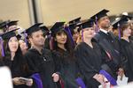 Ceremony - Graduates Standing