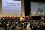 Ceremony - Valedictorian David Repking