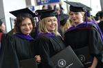 Reception - Graduates with Diplomas