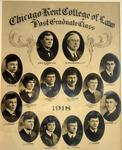 Class of 1918 (Post Graduate Class)