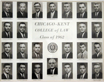 Class of 1962 by IIT Chicago-Kent College of Law