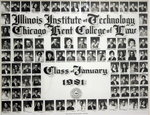Class of 1981 (January)