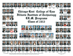LL.M. Class of 2013 by IIT Chicago-Kent College of Law