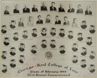 Composite: The Class of February 1940