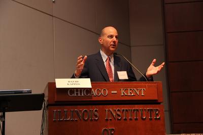 Keynote Lecture: David Kappos