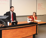 Bitcoin Presentation - Paul Martin Foss and Professor Evelyn Brody by IIT Chicago-Kent College of Law