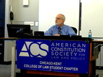 Constitution Day - Professor Steven Heyman by IIT Chicago-Kent College of Law