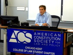 Constitution Day - Professor Christopher Schmidt by IIT Chicago-Kent College of Law