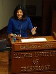 An Evening with Anita Alvarez - Anita Alvarez by IIT Chicago-Kent College of Law