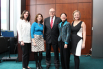 Juries and Lay Participation - Judge Holderman and Event Sponsors by IIT Chicago-Kent College of Law
