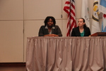 Orientation Week: Mock Trial and Jury Demonstration - Kendra Spearman, Laurel Martinez