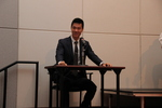 Orientation Week: Mock Trial and Jury Demonstration - Michael Zhang