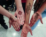 Diversity Week: Henna Tattoos - Students