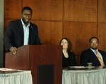 Diversity Week: Out of Office Etiquette - Kevin Waklatsi by IIT Chicago-Kent College of Law