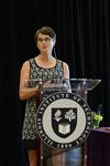 Professor Sarah Harding - John W. Rowe Award