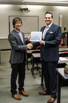 Dolores K. Hanna Trademark Prize - Cole Garrett by IIT Chicago-Kent College of Law